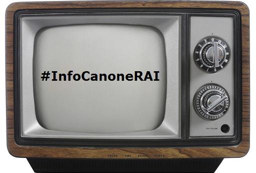 #InfoCanoneRai