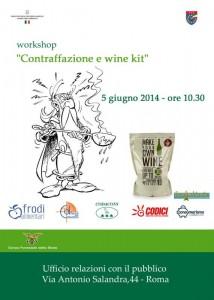 Locandina workshop wine kit 5 giugno 2014 (3)
