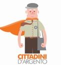 """Il logo del Progetto """"Cittadini d'Argento"""""""