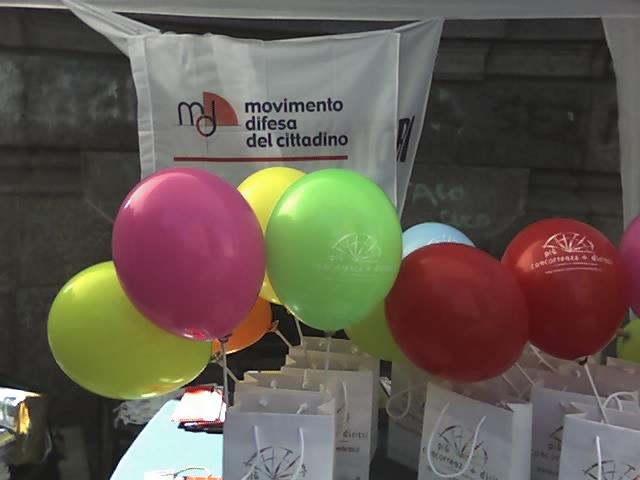 Attività e campagne MDC