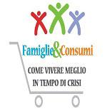 """Il logo del progetto """"Famiglie&Consumi"""""""