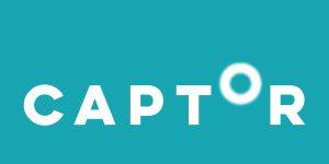 logo CAPTOR cyano